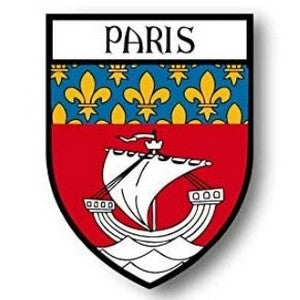 Coat of arms of the city of Paris