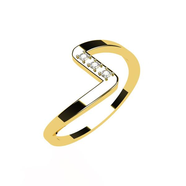 Yellow gold 18k