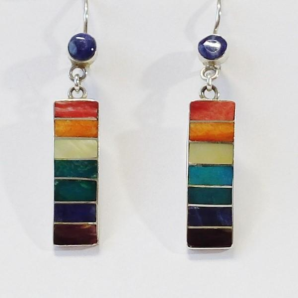 Peru fantasy earrings