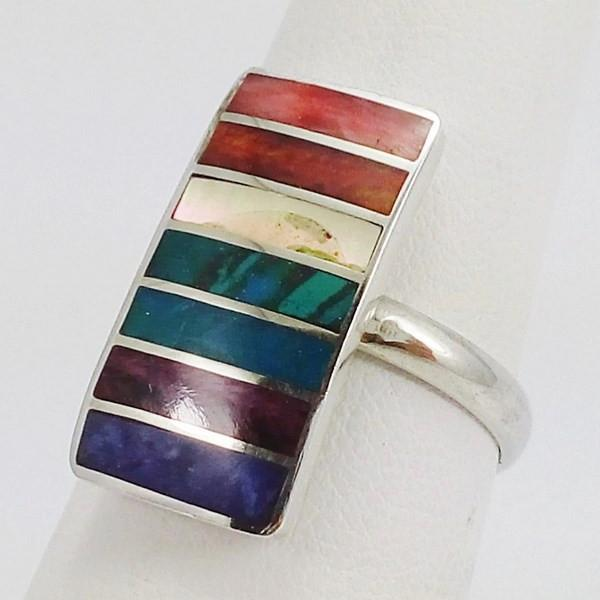 Peruvian rectangle ring