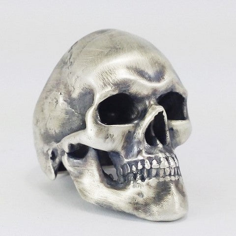 Skull ring for men