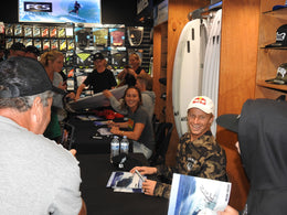 Hurley Team Meet & Greet