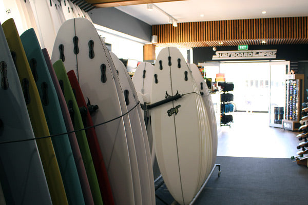 Surfboard Empire Hire Boards