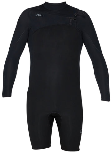 Comp X 2mm Long Sleeve Springsuit