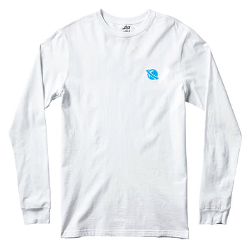 Lost Surfboards LS Tee White