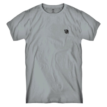 Lost Surfboards SS Tee Silver