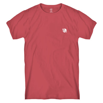 Lost Surfboards SS Tee Coral