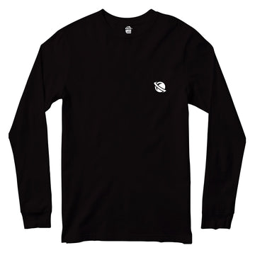 Lost Surfboards LS Tee Black