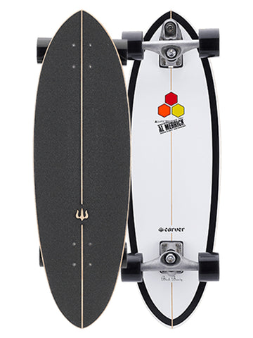 "31.75"" CI Black Beauty Surfskate Complete"