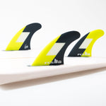 FCS II Fillipe Toledo PC Tri Fins