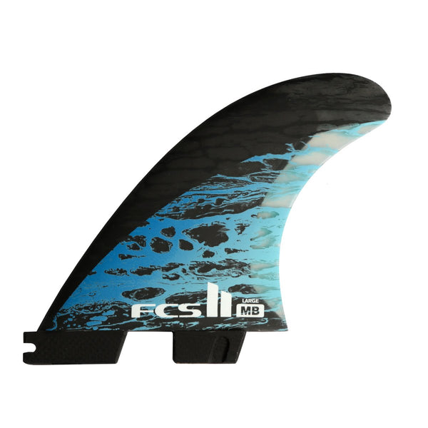 FCS II MB PC Carbon Tri-Quad Fins