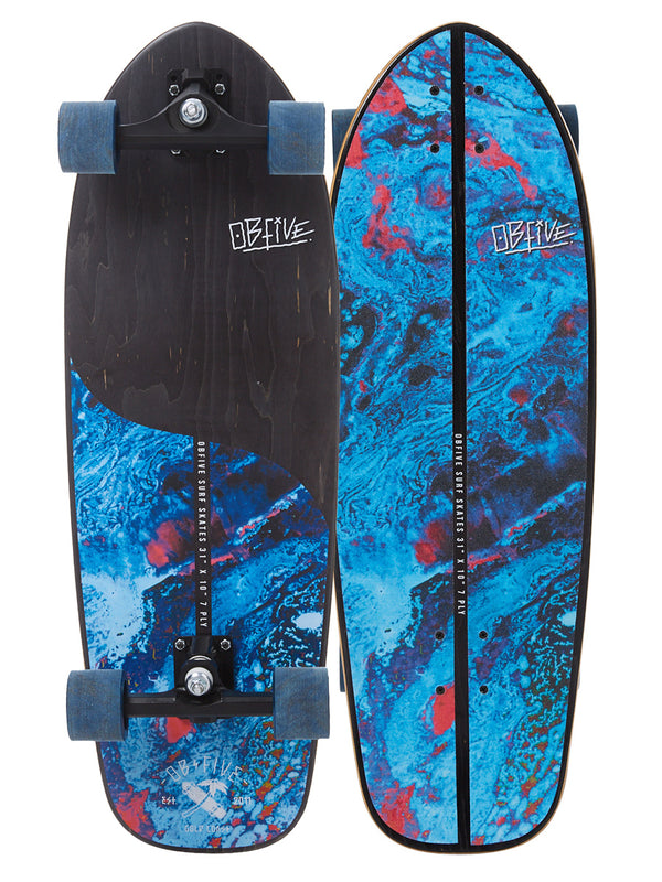 OB Five Plasma Surf Skate 31""
