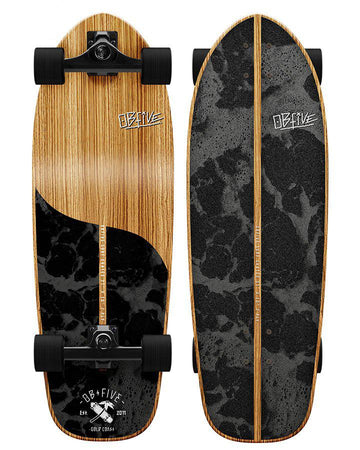 OB Five Dark Waters Surf Skate