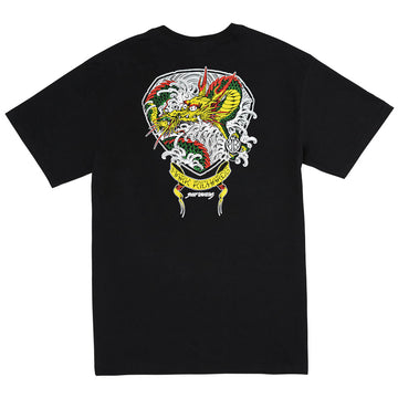 Return Of The Dragon Tee Black