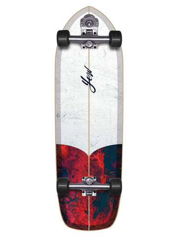 "Yow Chicama 33"" Surfskate"
