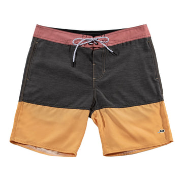 "Hazard 18"" PKT Beach Short Squash Salvation"