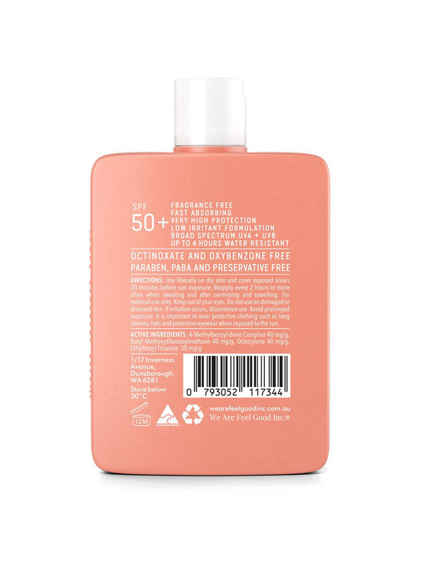 Sensitive Sunscreen Lotion SPF 50+