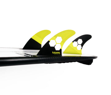 AM2 Honeycomb Tri Fins