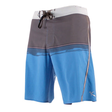 Resin Split Boardshorts Blue