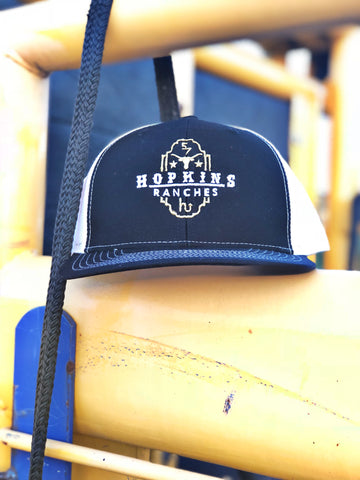 Hopkins Ranches Logo Snapback - Pistols and Petticoats