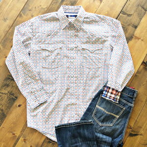 Ramah Vintage Mens Shirt - Pistols and Petticoats