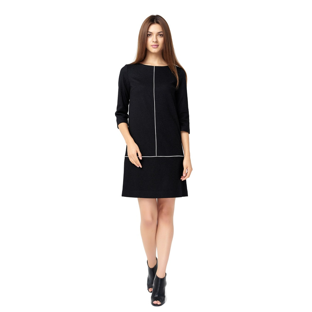 Pretty and stylish black dress in Dress - New York Black Dress