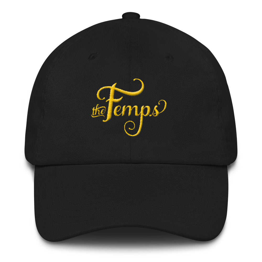 Embroidered Ball Cap