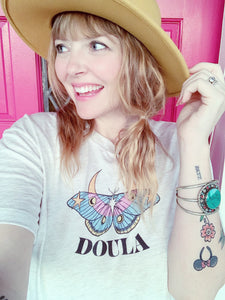 DOULA MAGIC MOTH TEE