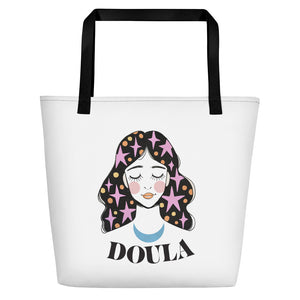 BIG DOULA MOON BAG