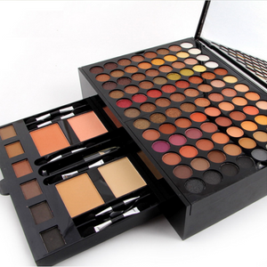 Ultimate Professional Multicolor Makeup Palette. (190 Piece Set)