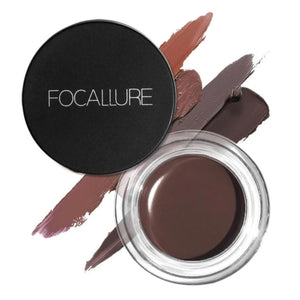Waterproof Long Lasting Liquid Eyebrow Cream Makeup Set. Focallure By Uvenux (5 Colors Available)