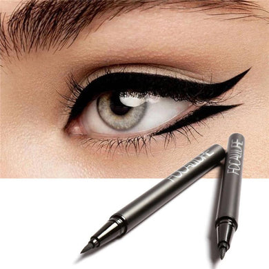 Professional Long Lasting Water-Proof Liquid Eyeliner Pen. (Focallure by Uvenux)