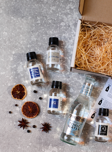 Gintonica GIFT of a Gin-a-Month™ - Monthly Craft Gin Subscriptions: 1, 3 or 12mths as a GIFT