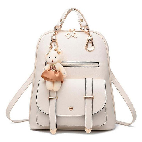 2018 new fashion women backpack