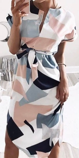 New Hot Sexy Women Summer Casual Dresses