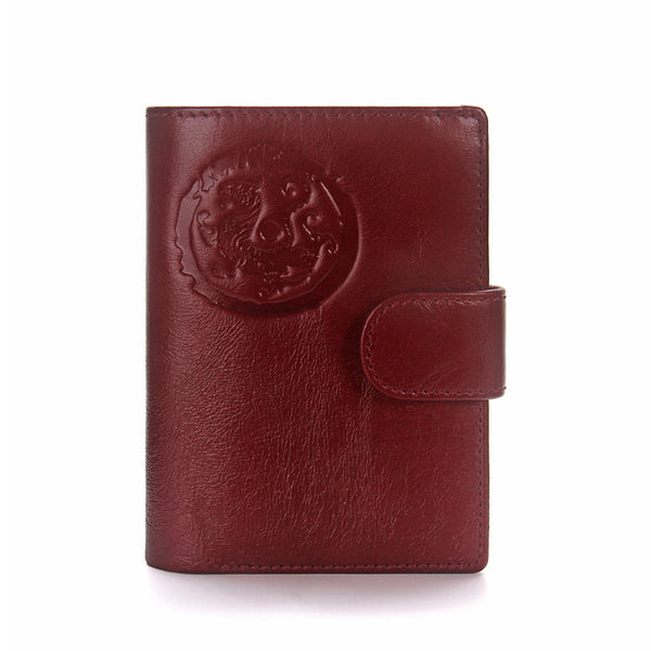 Genuine Leather Women Travel Wallets