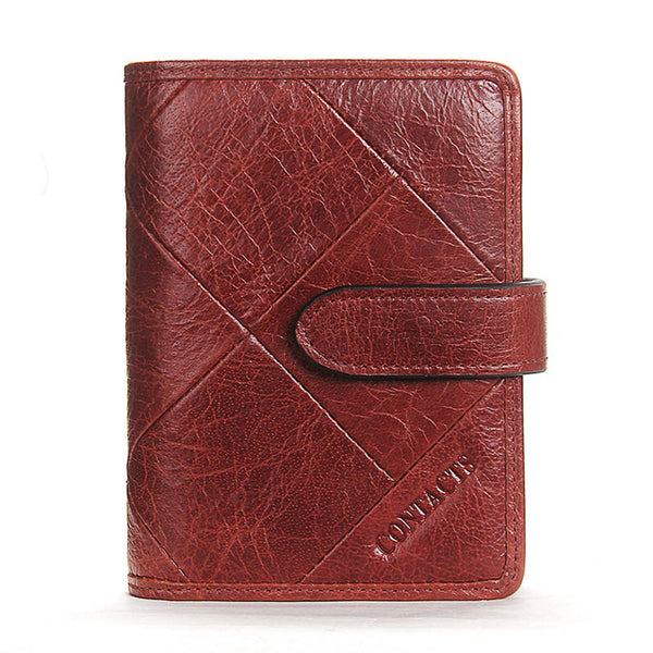 High Quality Genuine Leather Wallet For Female