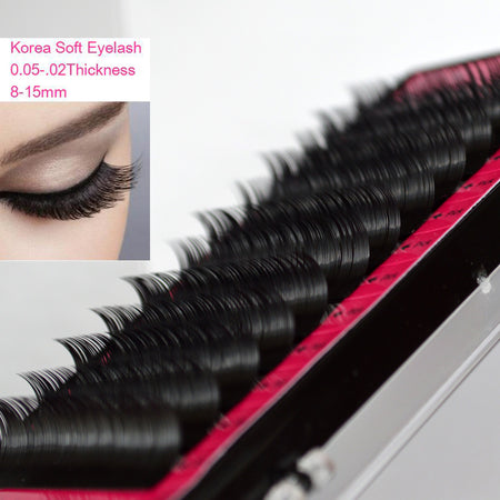 Natural Long Thick false eyelashes