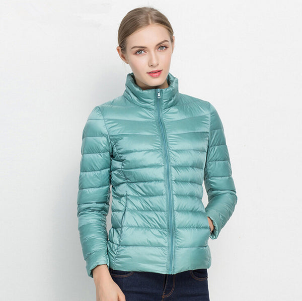 90% White Duck Down Jacket