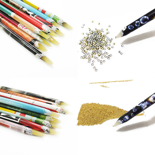 Nail Art Rhinestone Picker Pencil