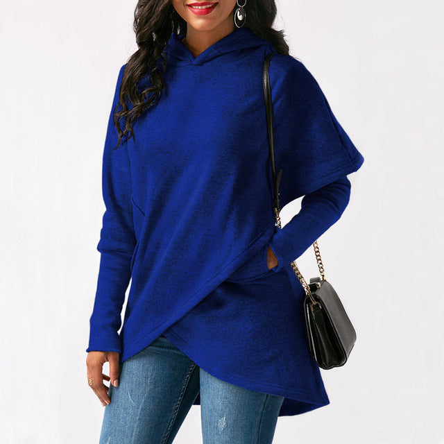 Casual Long Sleeve Pullovers