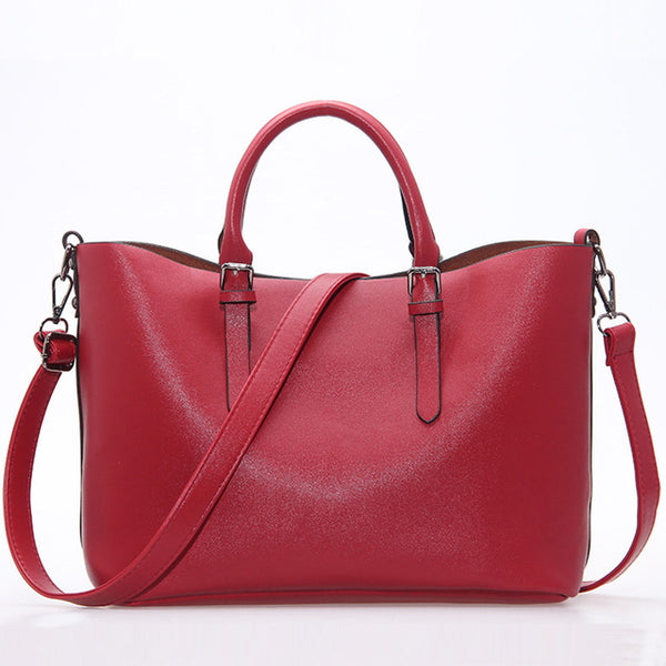 2018 Fashion Leather Casual Shoulder Bags
