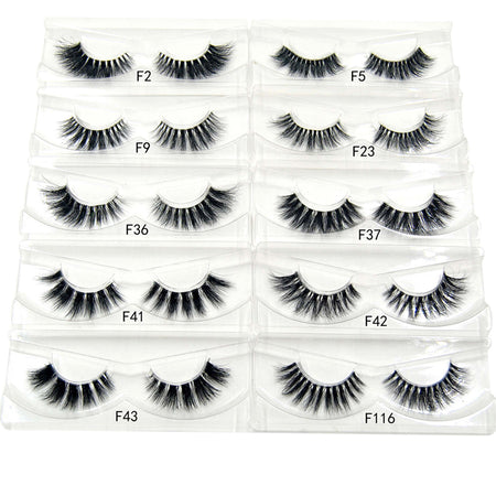 Silk Fake Mink Eye Lashes