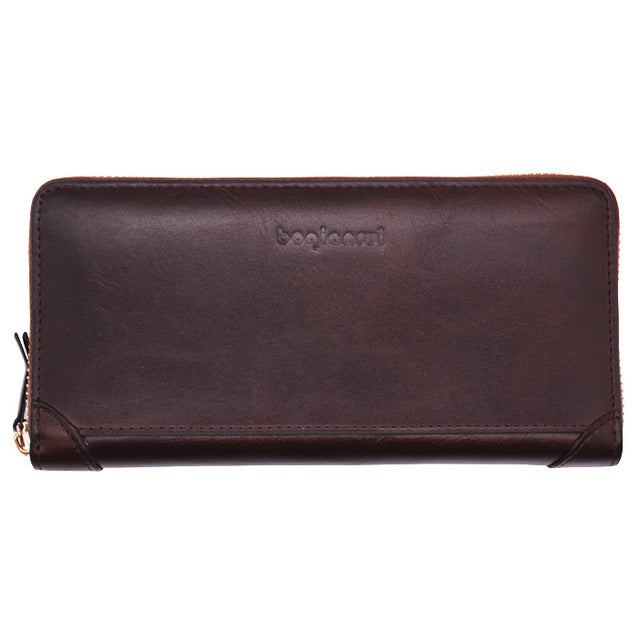 New Genuine Leather Women Wallet