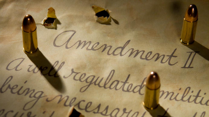 Can the Second Amendment Be Repealed?