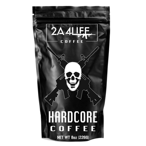 2A4LIFE Hardcore Coffee