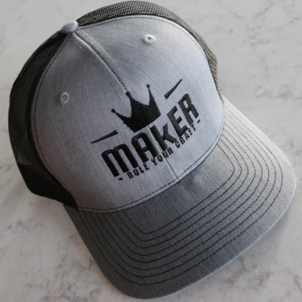 MAkER Adjustable Trucker Hat