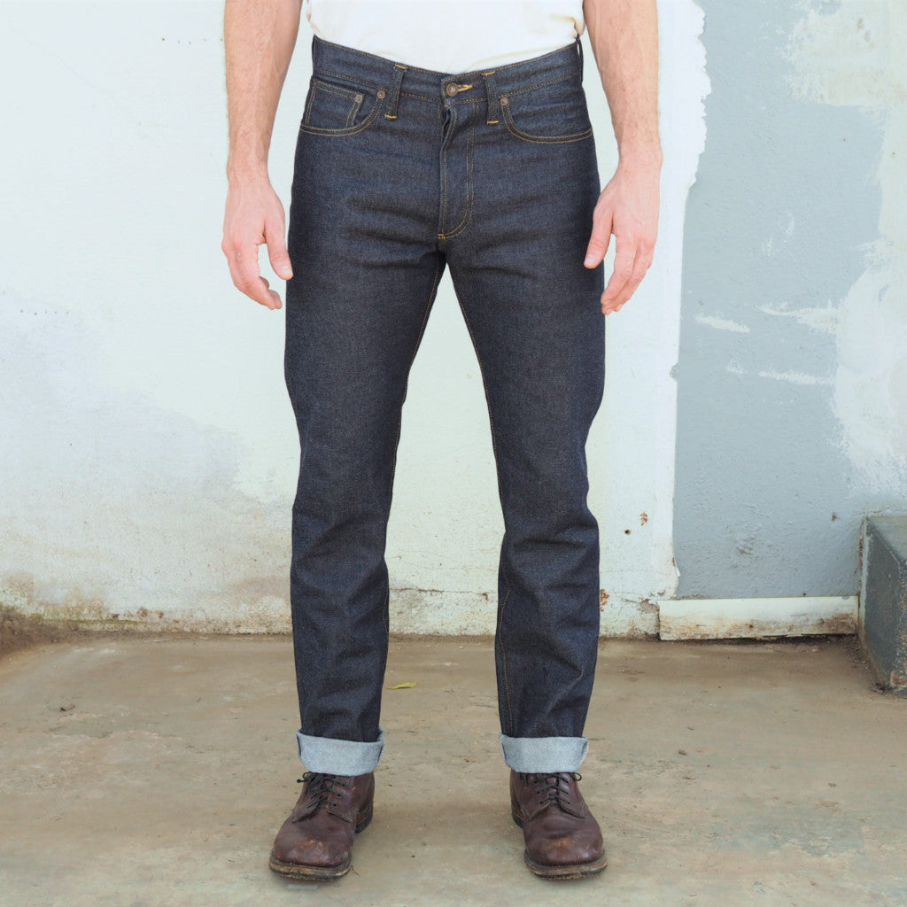 2120 Taper - Texas Denim