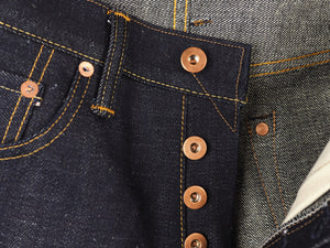 2120 Taper - 16 oz hemp selvedge