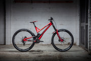 #UNSEEN M29 - Crankworx Display Bike